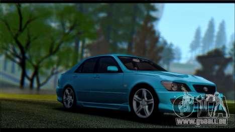 Pavanjit ENB v2 pour GTA San Andreas huitième écran