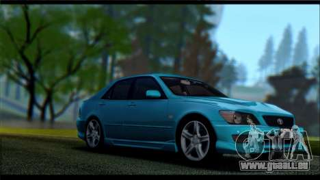 Pavanjit ENB v2 für GTA San Andreas achten Screenshot