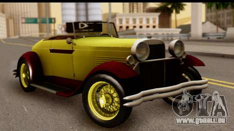 Ford A 1928 für GTA San Andreas