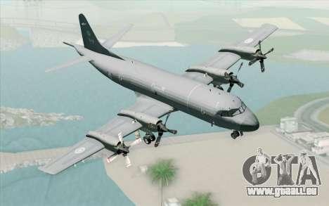 Lockheed P-3 Orion RCAF für GTA San Andreas