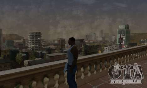 ENB Series by Hekeemka für GTA San Andreas her Screenshot