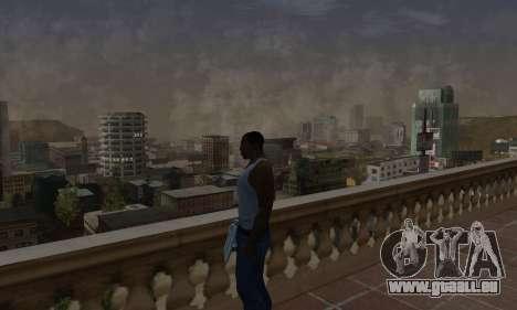 ENB Series by Hekeemka für GTA San Andreas her Screenshot