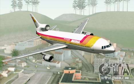 Lookheed L-1011 Iberia für GTA San Andreas