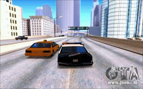 Enb Series Baixos Recursos für GTA San Andreas zweiten Screenshot