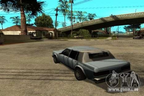 Shadows Settings Extender 2.1.2 pour GTA San Andreas troisième écran