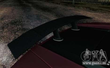 Lamborghini Gallardo LP570-4 Superleggera 2011 pour GTA San Andreas vue arrière