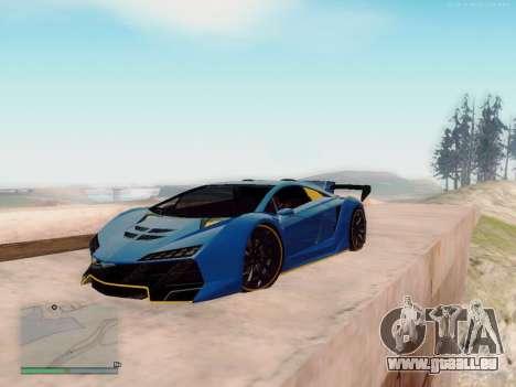 Light ENBSeries für GTA San Andreas zweiten Screenshot