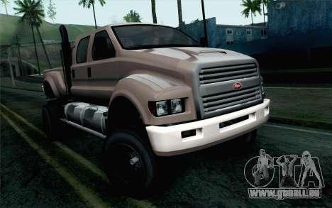Vapid Guardian GTA 5 pour GTA San Andreas