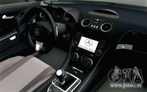 Mercedes-Benz AMG GT 2015 für GTA San Andreas rechten Ansicht