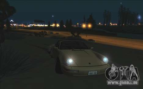 Angenehme ColorMod für GTA San Andreas achten Screenshot