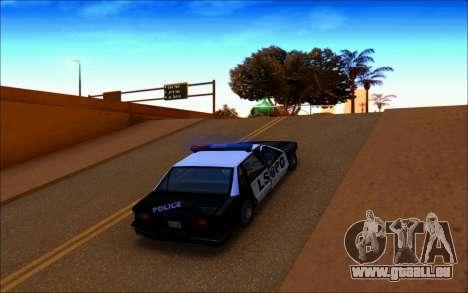 Enb Series Baixos Recursos pour GTA San Andreas quatrième écran