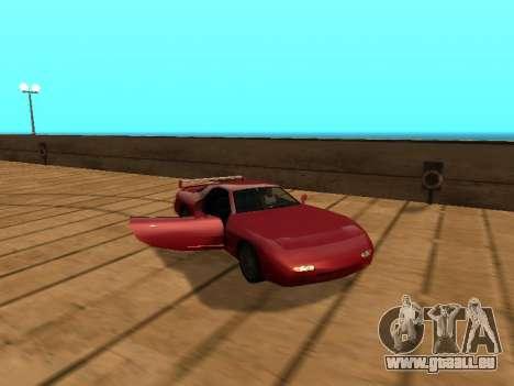 ENB v3 für GTA San Andreas zweiten Screenshot