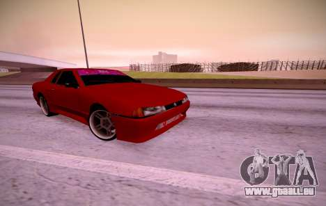 NGT Elegy pour GTA San Andreas