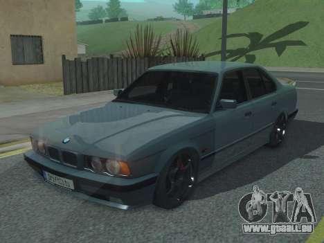 BMW 525 E34 Tune pour GTA San Andreas
