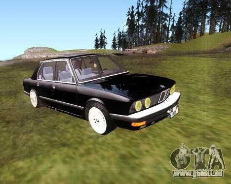 ENB plus für GTA San Andreas fünften Screenshot