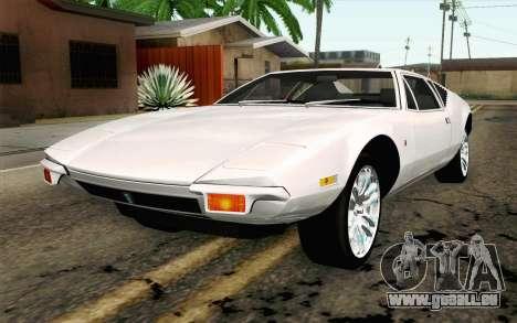 De Tomaso Pantera 1971 pour GTA San Andreas