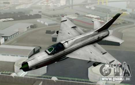 MIG-21MF Vietnam Air Force für GTA San Andreas
