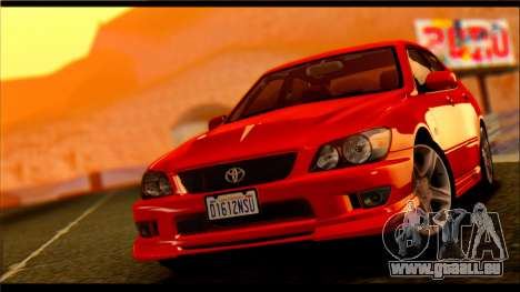 Pavanjit ENB v2 pour GTA San Andreas deuxième écran