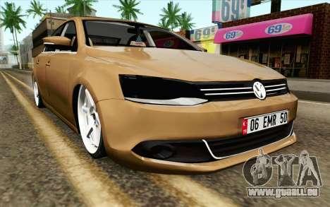 Volkswagen Jetta Air pour GTA San Andreas