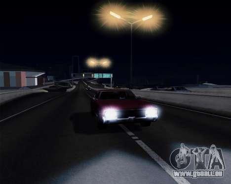 Medium ENBseries v1.0 pour GTA San Andreas cinquième écran