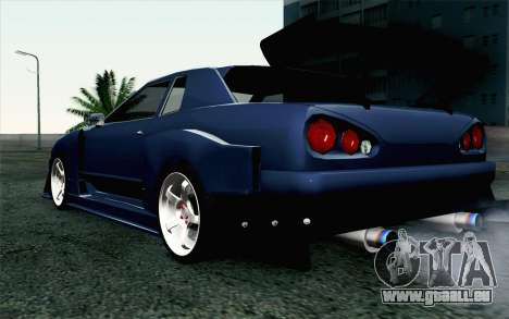 Elegy GP Sports G-SONIC EVO Kit für GTA San Andreas linke Ansicht