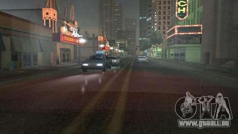 Straße Reflexionen Update 1.0 для GTA San Andrea für GTA San Andreas fünften Screenshot
