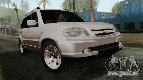 Chevrolet Niva pour GTA San Andreas