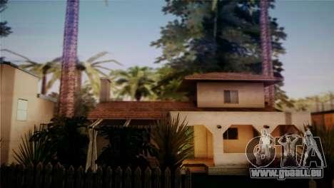Horizontal ENB 0.076 Medium v1.0 für GTA San Andreas dritten Screenshot