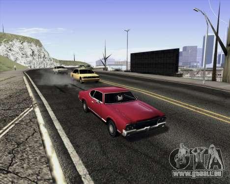 Medium ENBseries v1.0 pour GTA San Andreas