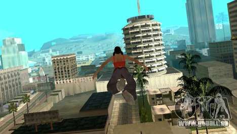 Cleo Fly pour GTA San Andreas