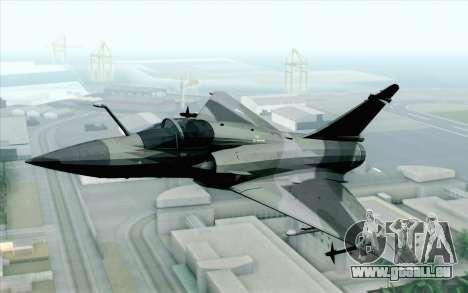 Dassault Mirage 2000 ISAF für GTA San Andreas