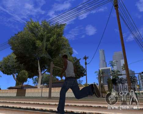 GTA 5 Timecyc v2 pour GTA San Andreas