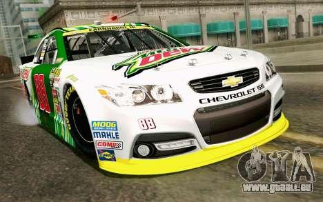 NASCAR Chevrolet SS 2013 v4 pour GTA San Andreas