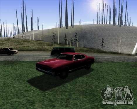Medium ENBseries v1.0 pour GTA San Andreas quatrième écran