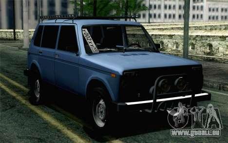 VAZ 2131 Niva 5D für GTA San Andreas