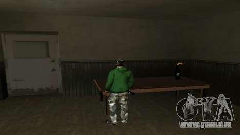 Die Neue Molotow-Cocktail für GTA San Andreas zweiten Screenshot