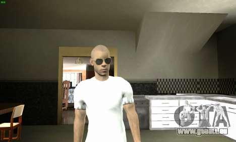 Vin Diesel für GTA San Andreas