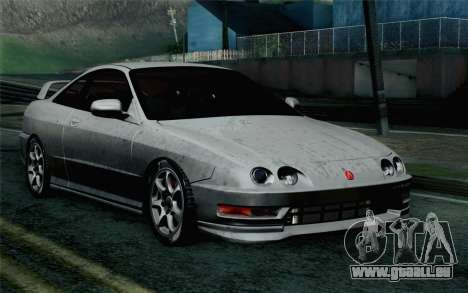 Acura Integra Type R 2001 Stock für GTA San Andreas