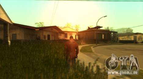 SkyGFX v1.3 für GTA San Andreas zweiten Screenshot