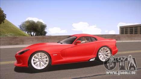 ENB Sunreal pour GTA San Andreas quatrième écran