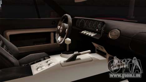 Ford GT FM3 Rims für GTA San Andreas rechten Ansicht