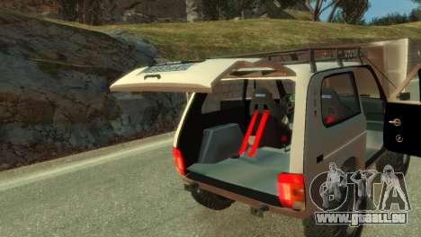 VAZ Niva 21213 für GTA 4-Motor