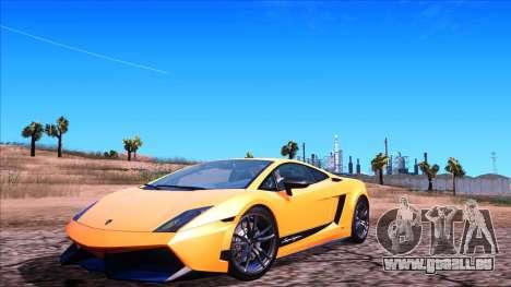 ENB Gamerealfornia v1.00 für GTA San Andreas