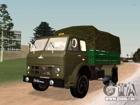 MAZ 503 für GTA San Andreas