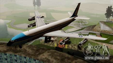 Boeing VC-137 pour GTA San Andreas