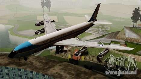 Boeing VC-137 pour GTA San Andreas