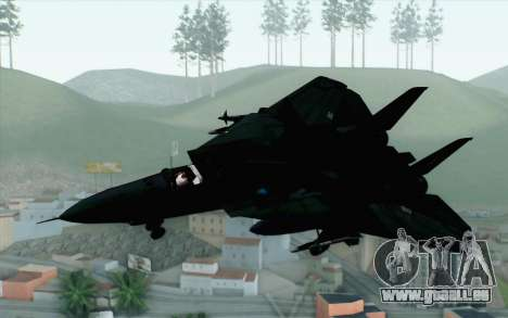 F-14 Raptor Squadron Force pour GTA San Andreas