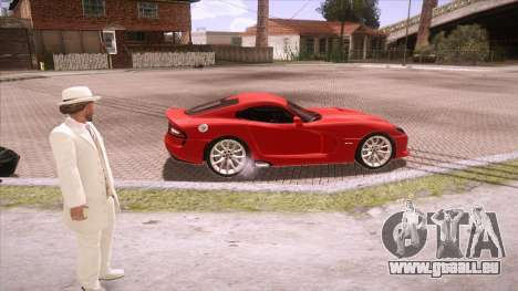 ENB Sunreal pour GTA San Andreas