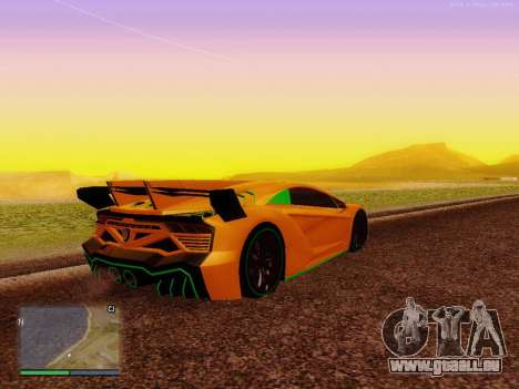 Light ENBSeries pour GTA San Andreas troisième écran