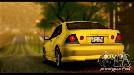Pavanjit ENB v2 pour GTA San Andreas quatrième écran